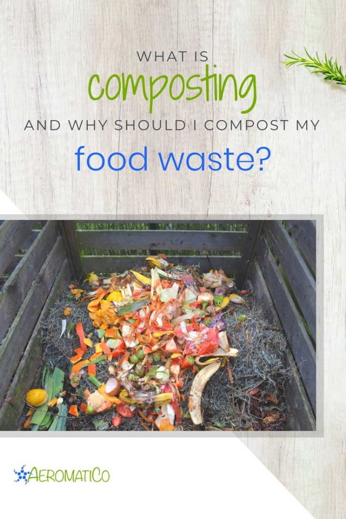 What is Composting and Why Should I Compost My Food Waste? Learn more at AeromatiCo.com, home of the world's first fully automatic composter. Composting is now clean + simple.